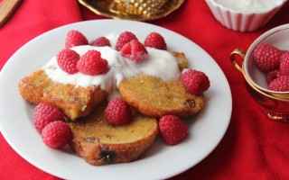Ricetta french toast di panettone