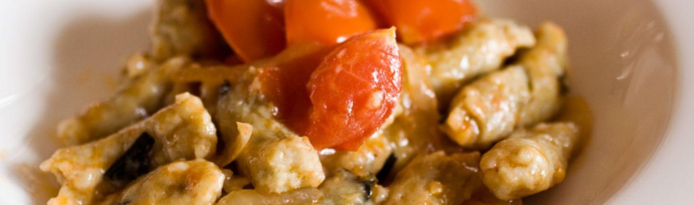 Ricetta gnocchi di melanzane