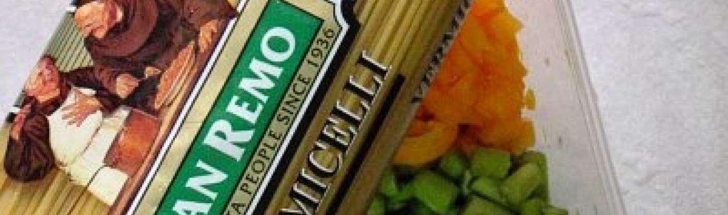 Ricetta vermicelli ai fiori di zucca