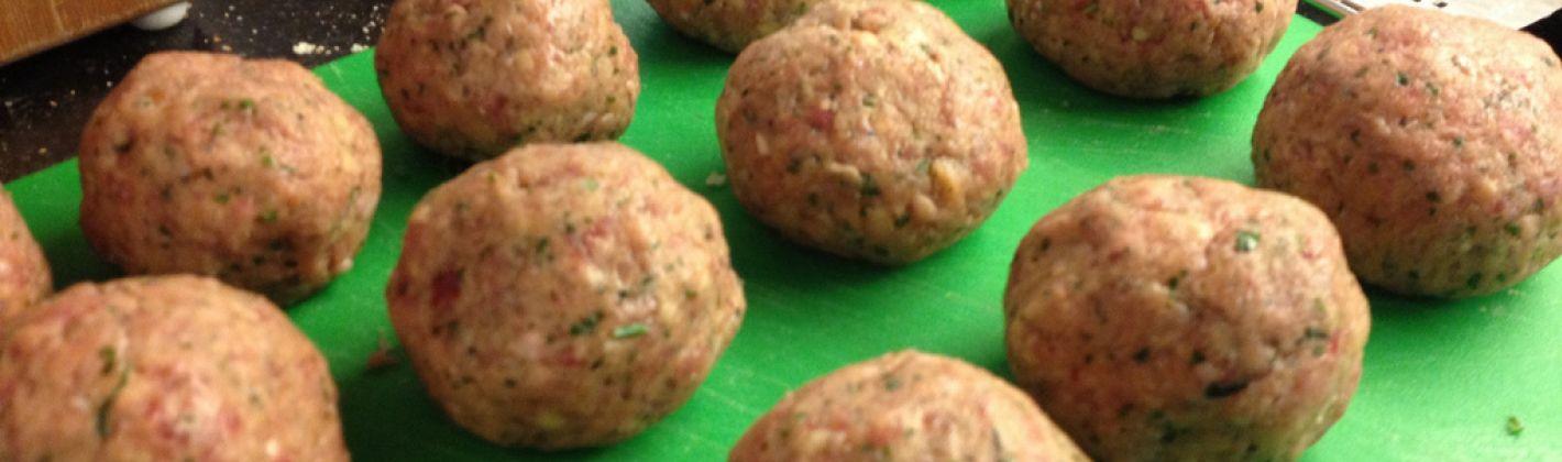 Ricetta polpette di patate e prosciutto