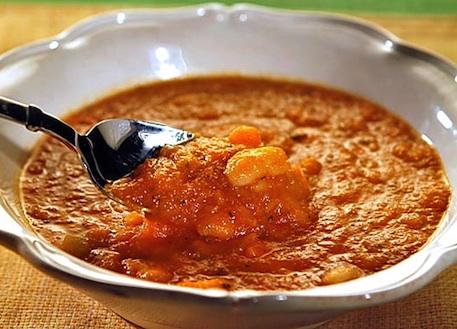 Zuppa di fagioli molisana