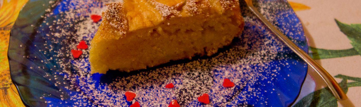 Ricetta torta di mele al cucchiaio