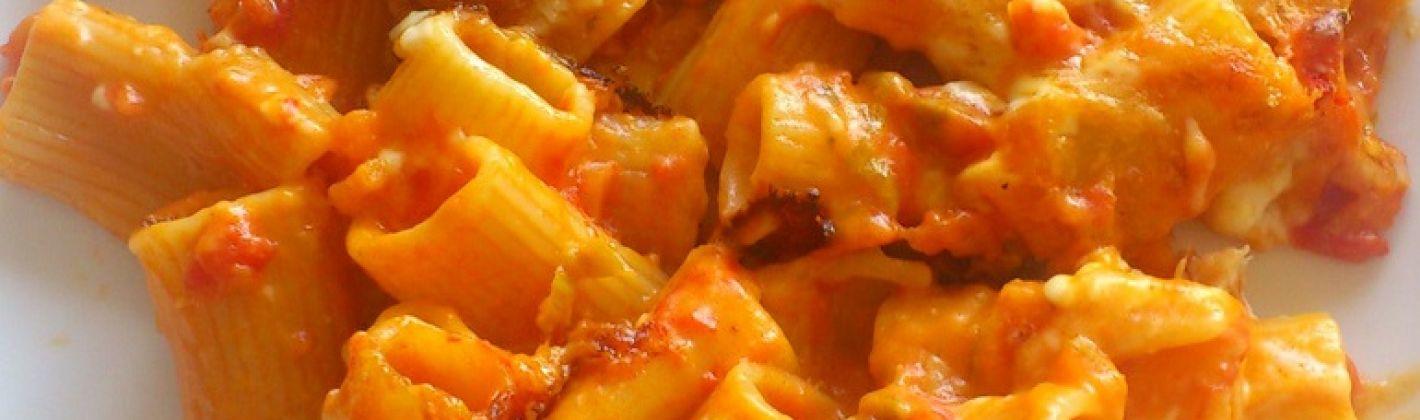 Ricetta pasta pasticciata