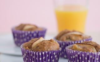 Ricetta muffin alle mele e noci