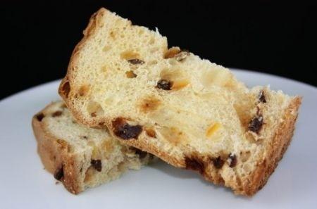 Ricetta dolce di panettone e pere