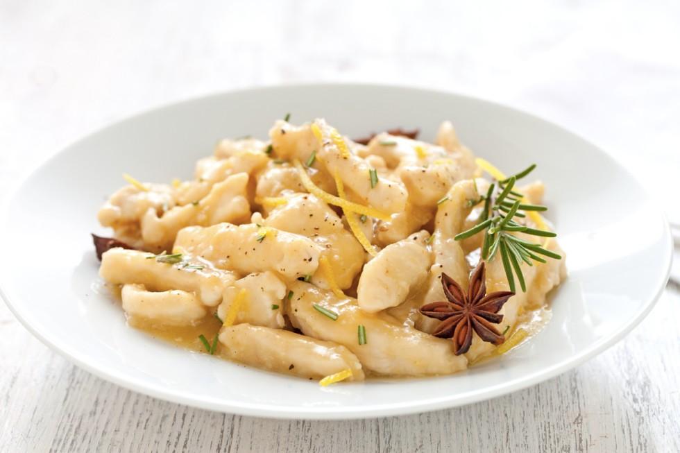 Ricetta straccetti di pollo al limone, miele e rosmarino
