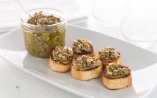 Ricetta crema di olive