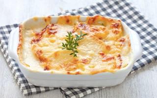 Ricetta parmigiana di patate