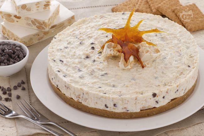 Ricetta cheesecake al torrone