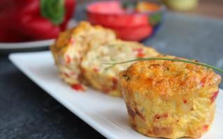 Ricetta frittatina patate e peperoni