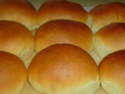 Ricetta panini al latte con mousse al prosciutto con il bimby