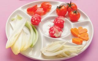 Ricetta pinzimonio con tre salse sfiziose