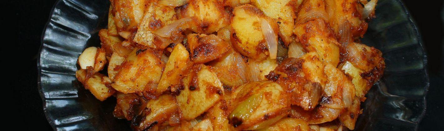 Ricetta patate fritte alla tedesca