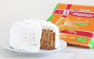 Ricetta torta di biscotti