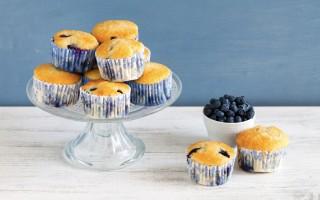 Ricetta muffin ai mirtilli con il bimby