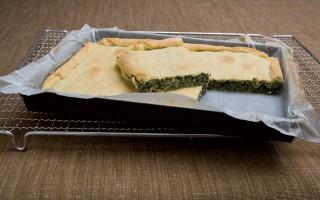 Ricetta torta di bietoline e ricotta