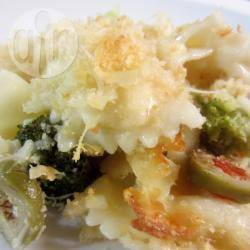 Farfalle con broccoli