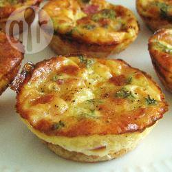 Mini quiche facilissime