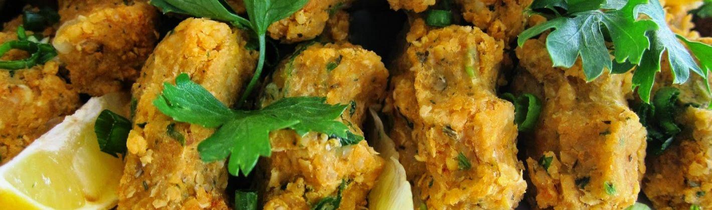 Ricetta polpette turche di lenticchie
