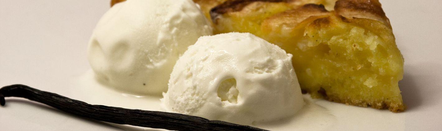 Ricetta torta di mele con crema pasticciera