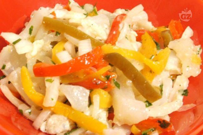 Ricetta insalata di nervetti