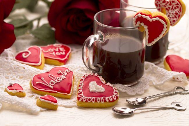 Ricetta biscotti degli innamorati