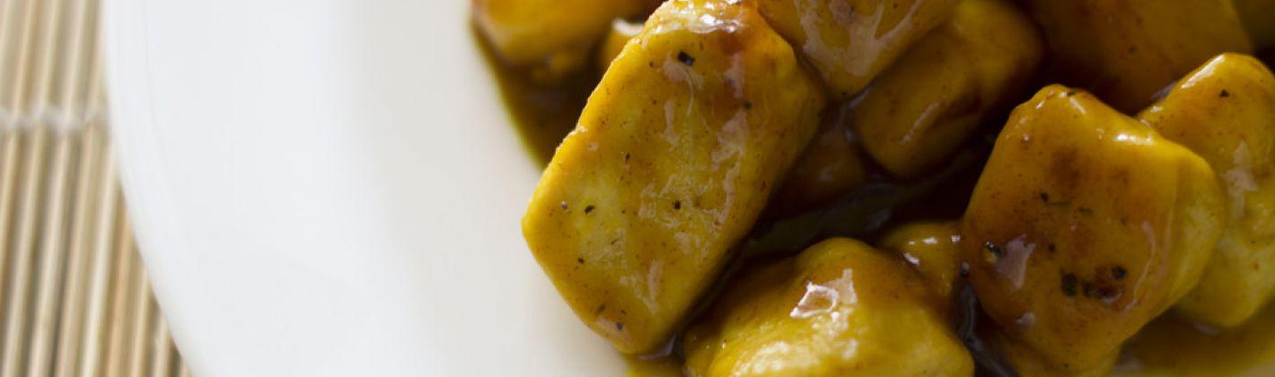 Ricetta pollo con zucca