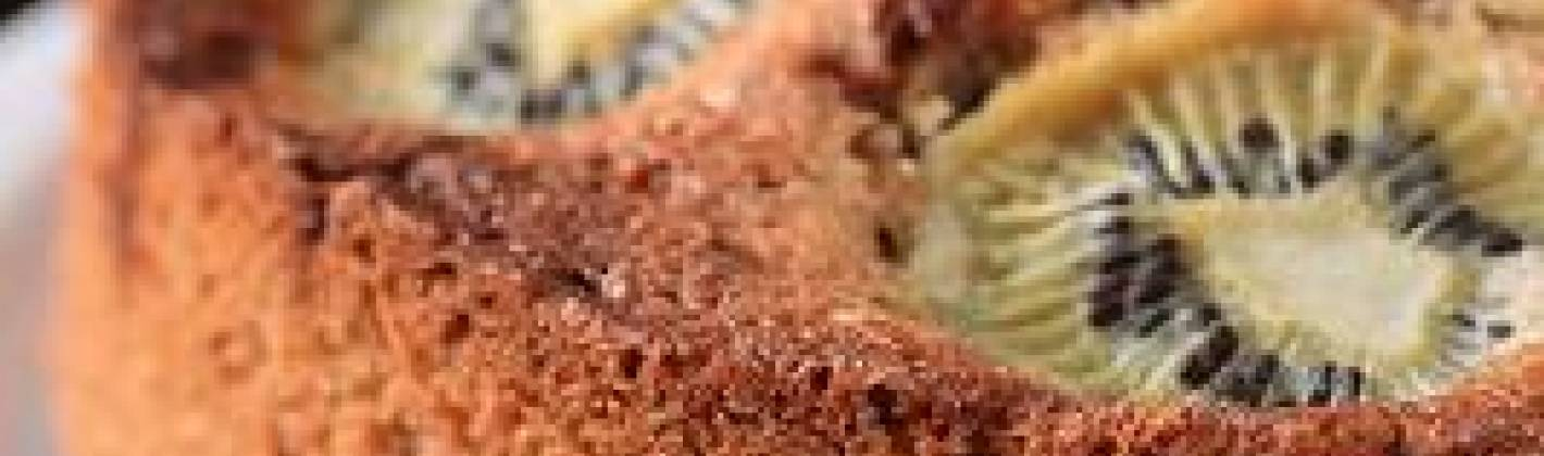 Ricetta dolce al kiwi