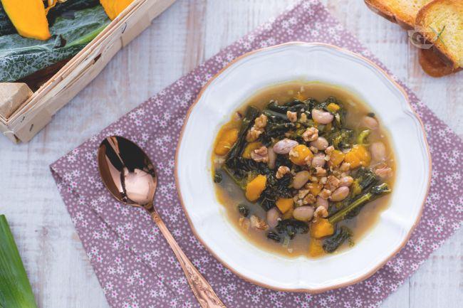 Ricetta zuppa autunnale