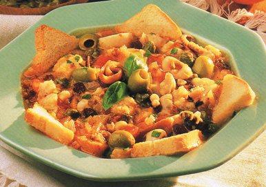 Zuppa alla siciliana