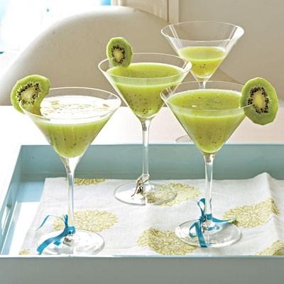 Ricetta cocktail con kiwi e spumante