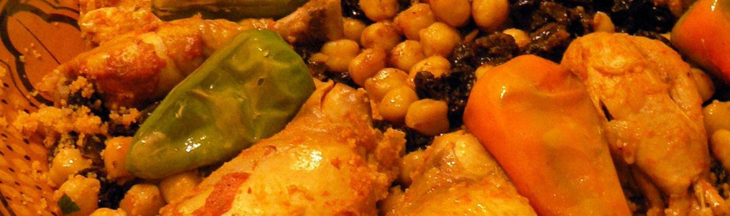 Ricetta cous cous royal
