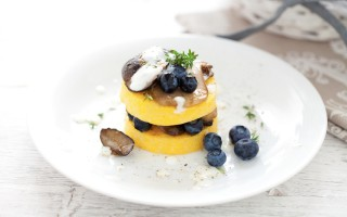 Ricetta lasagnette di polenta con salsa al formaggio stelvio dop ...