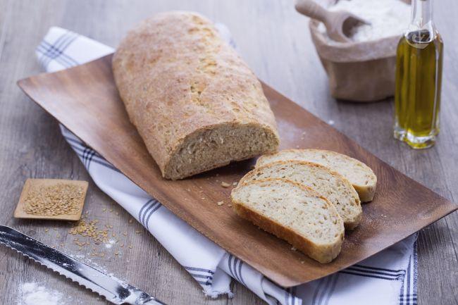 Ricetta pane ai semi di lino