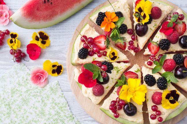 Ricetta pizza di anguria