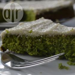 Torta dolce di spinaci senza zucchero