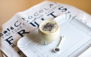 Ricetta smoothie al kiwi, ananas, zenzero e semi di chia