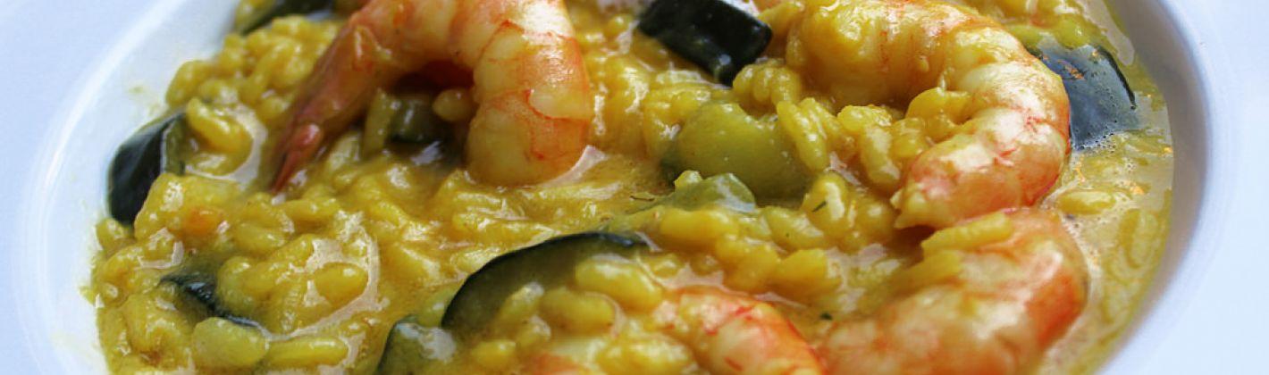 Ricetta riso leggero alle zucchine