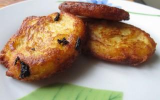 Ricetta frittelle di minestrone avanzato
