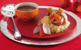 Ricetta cous cous di pollo spezie e verdure