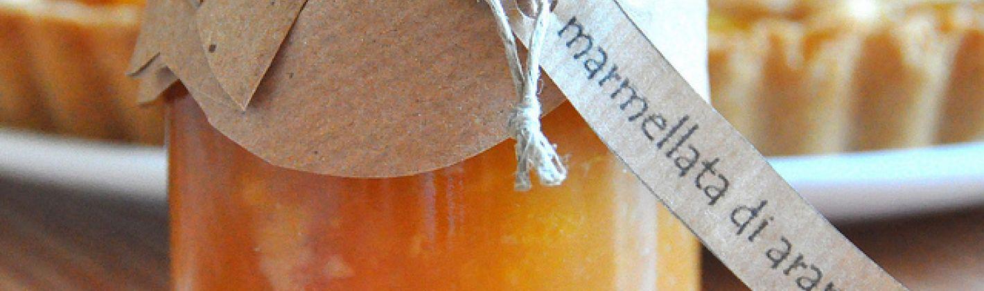 Ricetta marmellata di arance amare