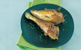 Ricetta gallina dorata agli aromi