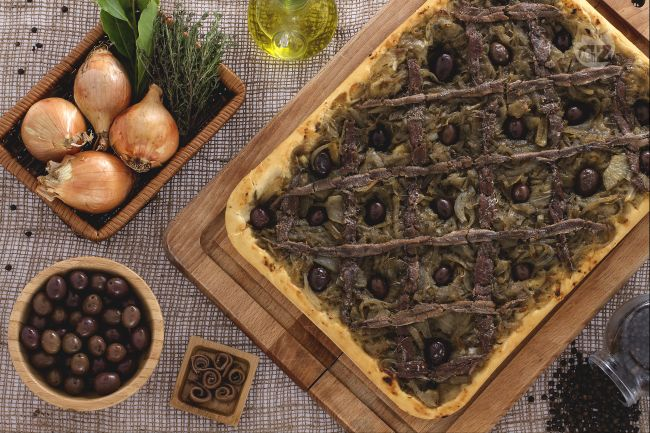 Ricetta pissaladière