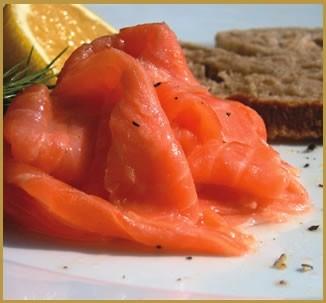 Ricetta panino al salmone