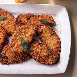 Ricetta ali di pollo o alette alla salvia e limone
