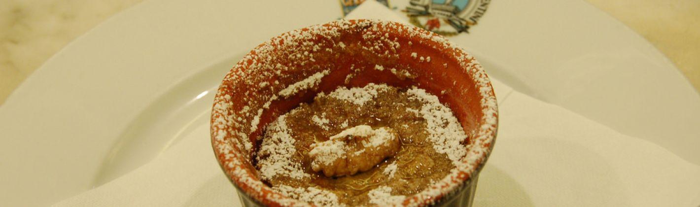 Ricetta budino di castagne e noci