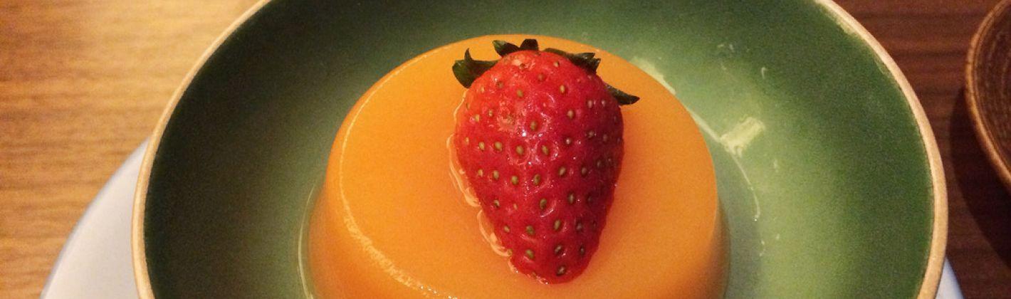 Ricetta budino al melone