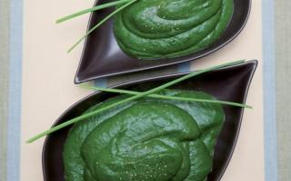 Ricetta passato di spinaci