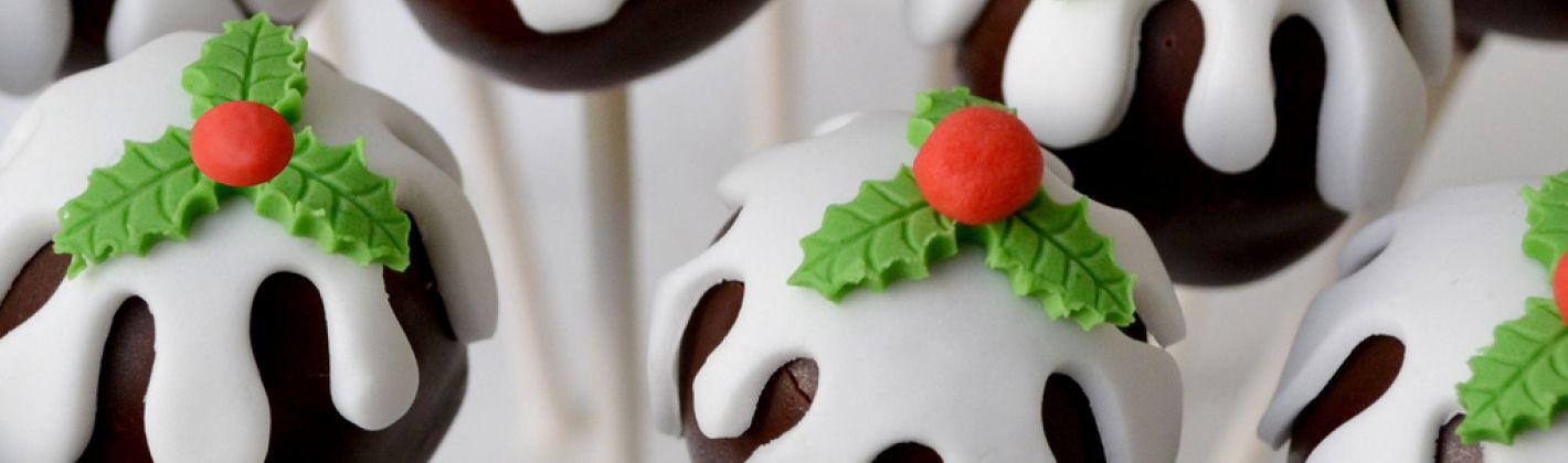 Ricetta cake pops natalizi