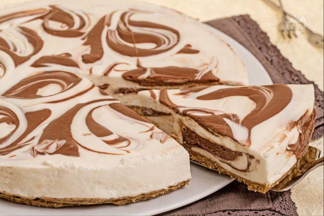 Ricetta cheesecake marmorizzata
